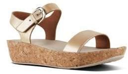 FitFlop Bon II TM Back-Strap Leather Sandals