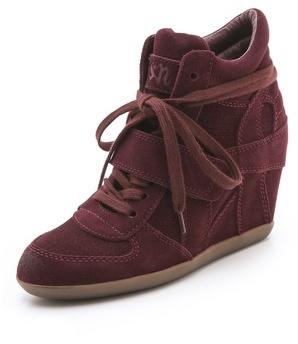 Ash Bowie Wedge Sneakers