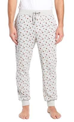 Nordstrom Print Stretch Cotton Jogger Pants