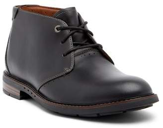 Clarks Unelott Leather Ankle Boot