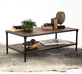 Pottery Barn Juno Reclaimed Wood Coffee Table