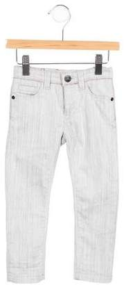 Little Marc Jacobs Boys' Grey Skinny Jeans w/ Tags