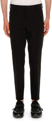 Prada Men's Tapered Techno-Stretch Pants