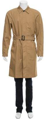 3.1 Phillip Lim Zip-Up Trench Coat