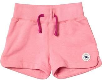 Converse Girls Core Shorts Daybreak Pink