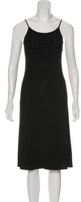 Paco Rabanne Sleeveless Knit Dress