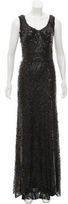 Zac Posen Z Spoke by Sequined Evening Dress w/ Tags