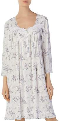 Eileen West Waltz Long Sleeve Nightgown