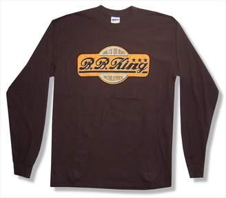 """Gildan BB King """"Worldwide 2010 Tour"""" Long Sleeve T-Shirt New Adult"""