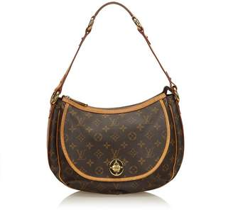 Louis Vuitton Vintage Monogram Tulum Pm