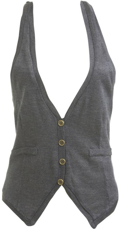 2 Pocket Sweater Vest