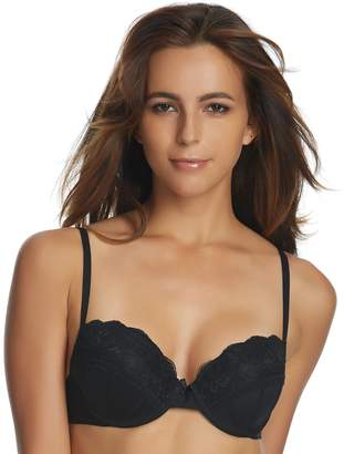 Apt. 9 Bra: Soft Vintage Soul Balconette Push-Up Bra - Women's