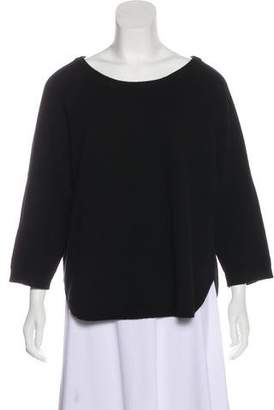 Michael Kors Cashmere Scoop Neck Sweater