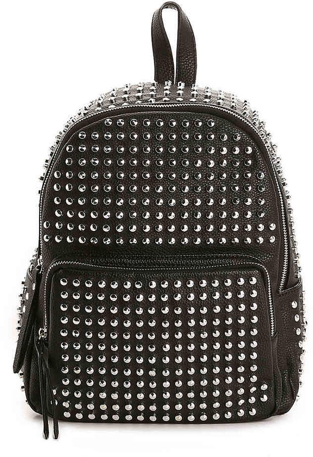 Urban Expressions Studded Backpack - Women's