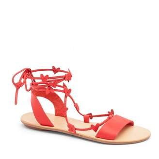 Loeffler Randall Heartla Ankle Wrap Sandal