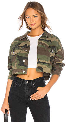 RE/DONE Originals Camo Jacket