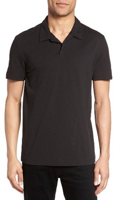 Men's Theory Willem Atmos Polo $85 thestylecure.com