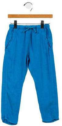 Caramel Baby & Child Boys' Linen Casual Pants