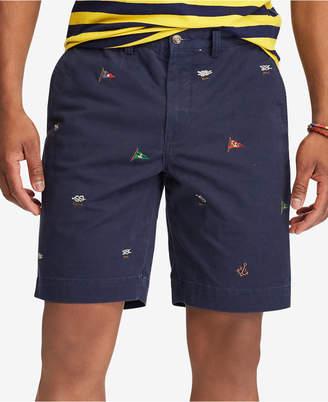 Polo Ralph Lauren Men's Big & Tall Stretch Classic-Fit Shorts
