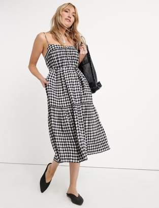 Lucky Brand Gingham Dress