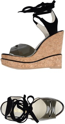Espadrilles Sandals - Item 11356564HU