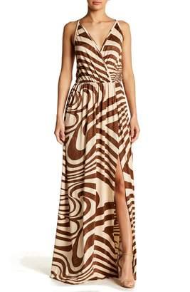 American Twist Spaghetti Strap Dress