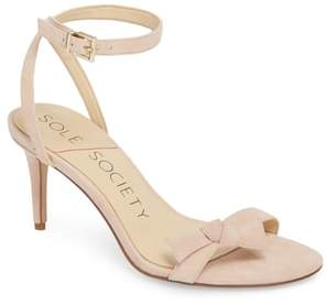 6f11e7bbfe54 Sole Society Pink Sandals For Women - ShopStyle Canada