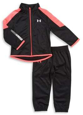 Under Armour Baby Girl's Two-Piece Jacket & Pants Set