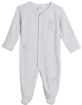 Kissy Kissy Roarsome Striped Footie Playsuit, Size Newborn-9 Months