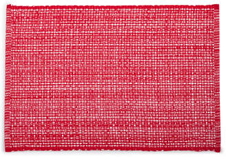 Martha Stewart Collection Red Woven Placemat