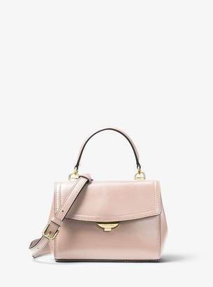 bc8fc41838bd MICHAEL Michael Kors Ava Extra-Small Leather Crossbody Bag