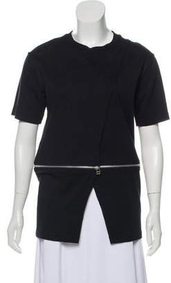 Hood by Air Split-Front T-Shirt
