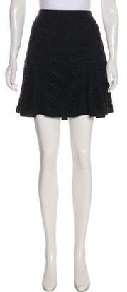 Rebecca Taylor Guipure Lace Mini Skirt w/ Tags