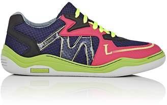 Lanvin Men's Mesh & PVC Sneakers