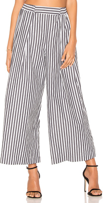 KENDALL + KYLIE Shirting Pant $175 thestylecure.com