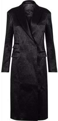 Maison Margiela Brushed Wool Coat