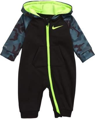 Nike Dry Camo Hooded Romper