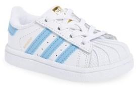 Infant Adidas Superstar Foundation Sneaker $45 thestylecure.com