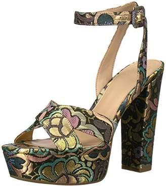GUESS Women's Powerr3 Heeled Sandal