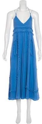 Nicholas K Sleeveless Maxi Dress