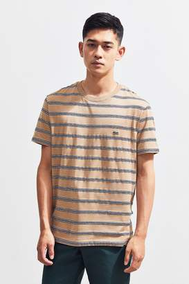 Lacoste Father's Day Striped Tee