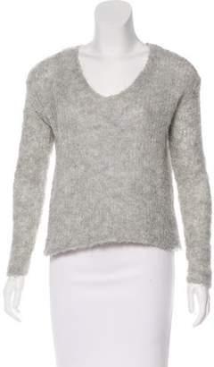 Rag & Bone Alpaca V-Neck Sweater