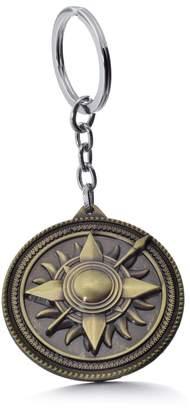 REINDEAR Game of Thrones House Sigil Crest Metal Keychain