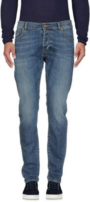 Maison Clochard Denim pants - Item 42672623LI