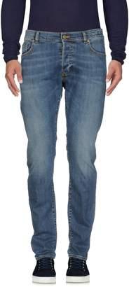 Maison Clochard Denim pants - Item 42672623