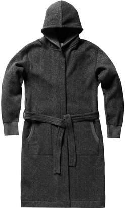 Reigning Champ Tiger Fleece Hooded Robe - Men's