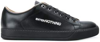 Lanvin Enter Nothing sneakers