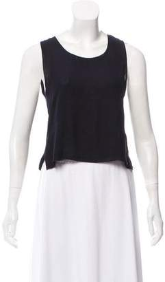 Chanel Sleeveless Silk Top w/ Tags