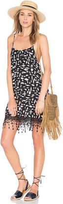 LSPACE Malibu Keep It Wild Dress $125 thestylecure.com