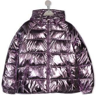 Stella McCartney TEEN padded jacket